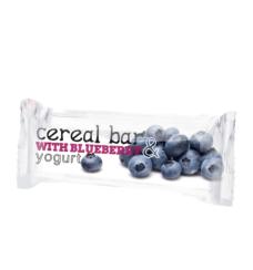 Müsliriegel blaubeere & joghurt
